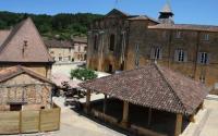 Gîte Saint Avit Rivière Gîte Les Songes de l'Abbaye