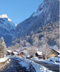gite Saint Gervais les Bains Le Clos Piton