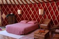 Location de vacances Monlet Location de Vacances Yourtes en Terrasse
