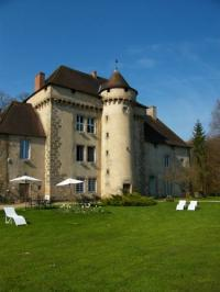 Gîte Blessac Gîte Château de la Chassagne