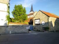 tourisme Courcelles Sapicourt La Grange en Champagne
