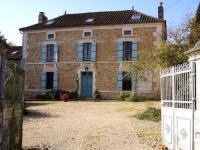 Gîte Saint Romain et Saint Clément Gîte Le Puyfavard