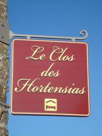 tourisme Moncontour Le Clos des Hortensias