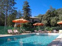 Location de vacances Saint Bonnet de Salendrinque Location de Vacances Les Jardins de Valaurie