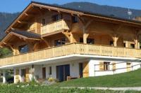 Luxurious Chalet in Rhone Alpes with Sauna-La-Gentiane