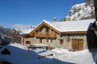 Beautiful Chalet in Peisey-Nancroix with Mounatin View-Coeur-Du-Paradis