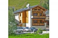 Wooden Chalet in Champagny-en-Vanoise near Paradiski Ski Area-Chalet-Le-Haut