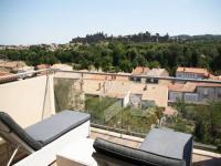 gite Carcassonne Les Suites du Saint Nazaire - Les Balcons de la Cité