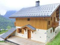 Luxury Chalet in Champagny-en-Vanoise with Mountain View-Rosa-Villosa