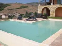 Beautiful Villa in Chiroubles with Pool-Domaine-Epicure