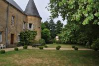 tourisme Balaives et Butz Chateau De Clavy Warby