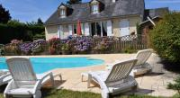 Luxurious Seaside Villa with Swimming Pool in Cancale-Baie-D-Emeraude-La-Perle