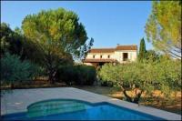 tourisme Castillon du Gard Villa Des Lavandes
