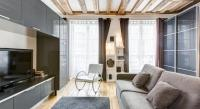 gite Paris 1er Arrondissement Appartement Poitou