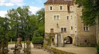 tourisme Irancy Le Vieux Château