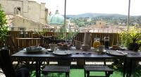 tourisme Simiane la Rotonde L'Auberge Espagnole - Bed - Breakfast
