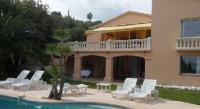 gite Sainte Maxime Villa Héliambre