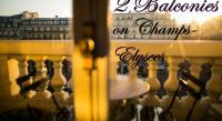 gite Paris 14e Arrondissement Up To10, Two Balconies on Champs Elysées