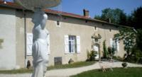 tourisme Laheycourt Maison de vacances-Gite Le Château de Mouzay