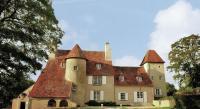 tourisme Souvigny Un Château En Bordure De Rivière