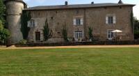 Gîte Droux Gîte Chateau de Roussac