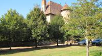 Gîte Baugy Gîte Chateau de Tigny