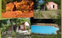 Location de vacances Villars Gite des Ocres