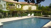 gite Châteaurenard Gîte Luberon 6 personnes avec piscine