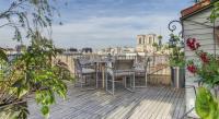 gite Paris 10e Arrondissement Notre Dame Paris Flat
