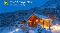 Location de vacances Prunières Location de Vacances Chalet Carpe Diem