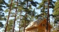 Location de vacances Saint Pierre Colamine Location de Vacances Cabane Lodge Domaine du Lac Chambon