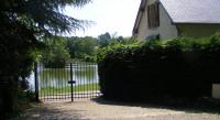 tourisme Luché Pringé Lake House France