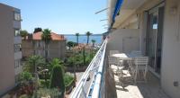 gite Cannes T3 Pte Croisette Vue mer Plage à 100m