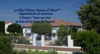gite Jau Dignac et Loirac Villa L'Olivier