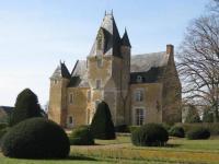 tourisme Fontenay sur Vègre Chateau de la Balluere
