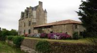 Gîte Saint Maurice la Fougereuse Gîte Chateau de Vermette