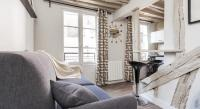 Location de vacances Paris 2e Arrondissement Location de Vacances Appartement Leopold Bellan