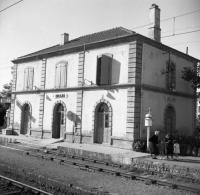 tourisme Thuir La Gare De Millas