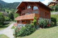 tourisme Les Avanchers Valmorel Chalet Appartement Le Pointon Type 2