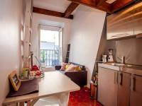 gite Paris 20e Arrondissement Studio avec Balcon - Quartier latin