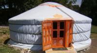 gite Idaux Mendy Campement de Yourtes Mariposa