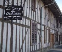 Location de vacances Vernancourt Location de Vacances La Grange aux Orchidées