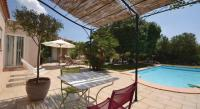 Location de vacances Saint Gervasy Location de Vacances Holiday home Poulx III