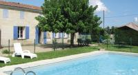Location de vacances Lagorce Location de Vacances Holiday home Tripoteau Sud
