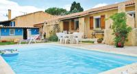 gite Castillon du Gard Holiday home Boulevard du Grand Terme