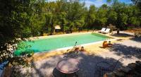 tourisme Sillans la Cascade B-B Au Dolmen Provençal