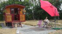 tourisme Ruillé en Champagne Les Roulottes de La Ferme Chauvet