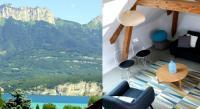 tourisme Annecy Home Vigneronne 70m2 à 500m du lac