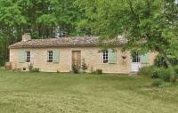 gite Uzeste Holiday Home Château Arnauton