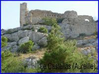 LA TERRASSE-Le-Castellas-Aureille